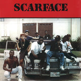 Scarface (1989 Black Vinyl) w/ 2 Posters, Sticker & Postcard