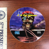 "DJ Screw STICKER ""3 N The Mornin"" album cover picture disc image"