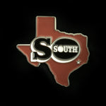 SoSouth - Texas - Enamel Hat Pin