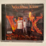 Wreckless Klan - Hate Is The New Love (Compact Disc)