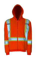 Hi-Vis Safety Hoodies