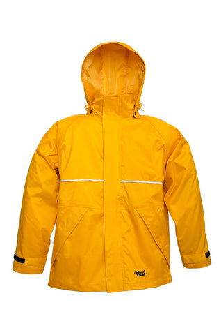 Viking 3300J Journeyman H-Duty Rain Jacket with Hood
