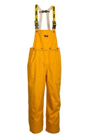 Viking 3300P Journeyman H-Duty Detachable Bib Rain Pants
