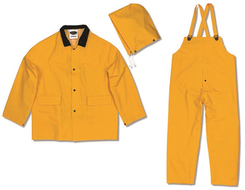 Viking 35100 Open Road Light Industrial 3 piece Rainsuit