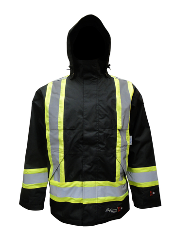 Viking 3907FRWJ Professional Insulated FR Safety Jacket
