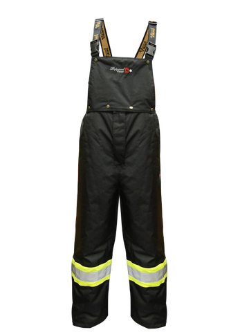 Viking 3907FRWP Professional Insulated FR Safety Bib Pant