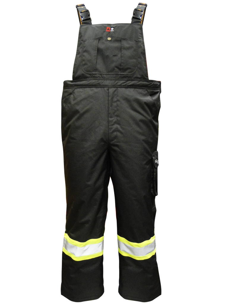 Viking 3957FRP Professional Journeyman Insulated Safety Bib Pants