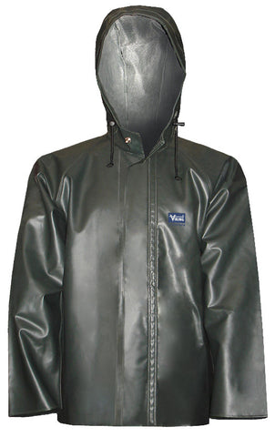 Viking 4125J Journeyman Rain Jacket with Attached Hood
