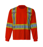 Viking U6010 Viking Journeyman Safety Long Sleeve Shirt