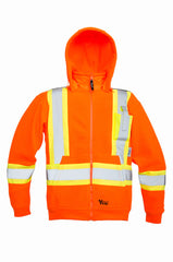 Hi-Viz Safety Hoodies