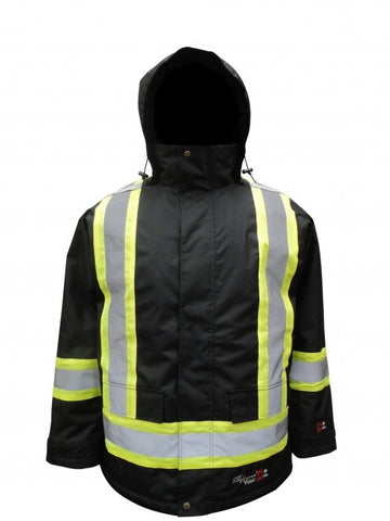 Viking 3957FRJ Professional Freezer Journeyman Flame Retardant Insulated Jacket