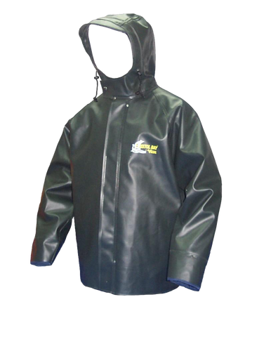 Viking Bristol Bay Rain Jacket with Attached Hood