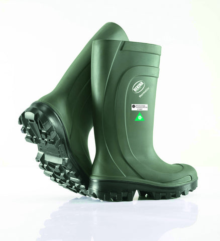 Bekina Z090GG Thermolite Green Insulated Composite Toe & Midsole Boot