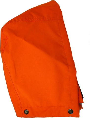 Viking 3010H Journeyman 300D Orange Safety Jacket Hood
