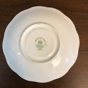 Royal Standard Brown Eyed Susan British English Saucer 5.5""