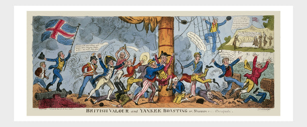 British Valour And Yankee Boasting Digital Download