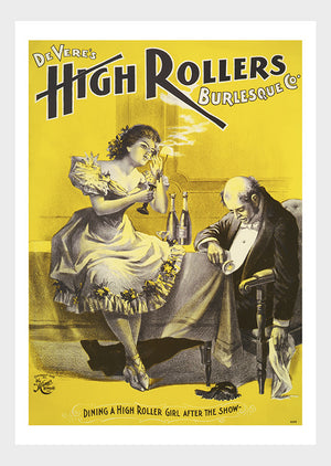 High Rollers Burlesque After The Show Digital Download