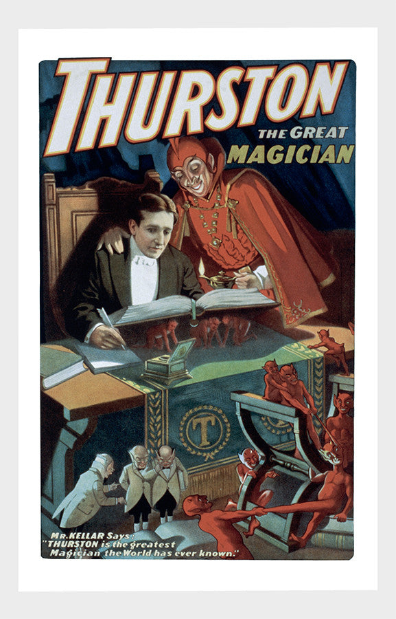 Thurston The Great Magician I Digital Download