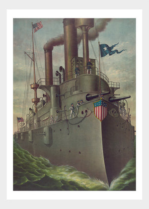 USS Olympia United States Navy Digital Download