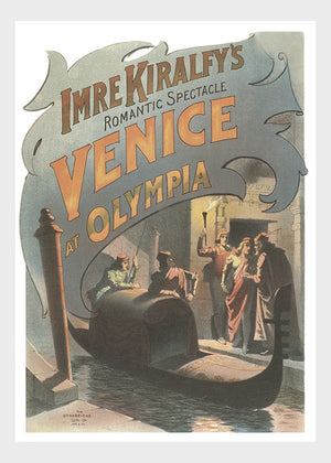 Imre Kiralfy's Historical Romance Venice II Digital Download