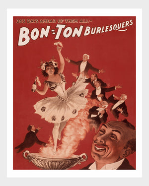 Bon Ton Burlesque Bubbles Digital Download