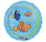 "18"" Happy Birthday Nemo"