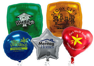 "18"" Round Custom Foil Balloon (Q-50)"