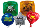 "18"" Round Custom Foil Balloon (Q-100)"
