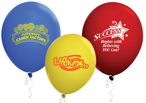 "11"" Custom Latex Balloons (Q-100)"