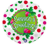 "18"" Season's Greetings"