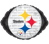 "18"" Steelers Happy Birthday"