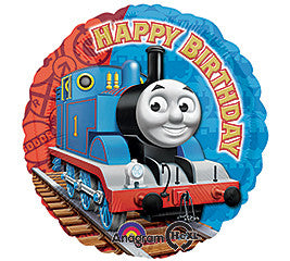 "19"" Happy Birthday Thomas the Tank Engine"