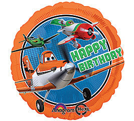 "18"" Happy Birthday Disney Planes"