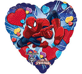 "18"" Valentine's Spiderman"