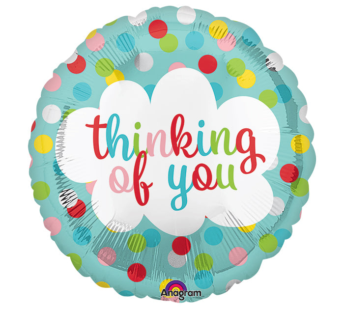 "18"" Thinking of You Dots"