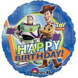 "18"" Happy Birthday Toy Story"
