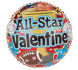"17"" Valentine All-Star"
