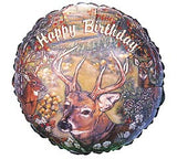 "18"" Happy Birthday Deer"