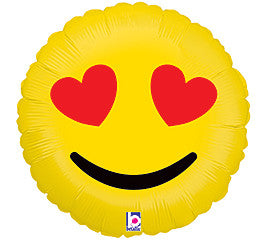 "18"" Luv Emoticon"