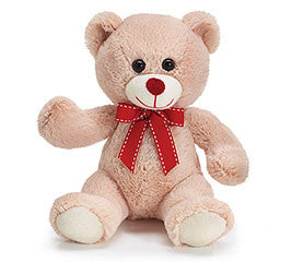 "7"" Plush Valentine Bear"