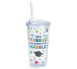 Tassel Travel Cup
