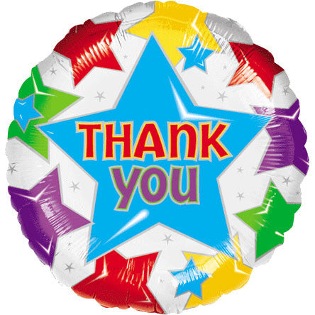 "18"" Star Thank You"