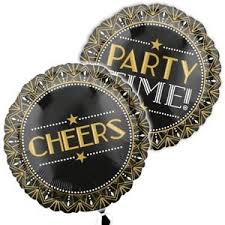"18"" Cheers / Party Time (2-sided)"