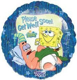"18"" Get Well Soon Spongebob"