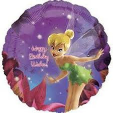 "18"" Happy Birthday Wishes Tinkerbell"