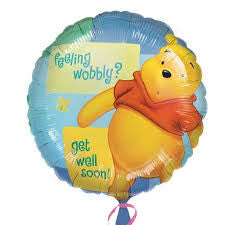"18"" Get Well Soon Pooh"