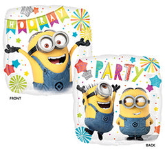 "17"" Party Despicable Me"