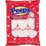 Peep Hearts Vanilla Cream
