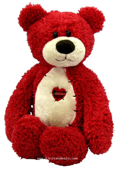 Tender Teddy (red)