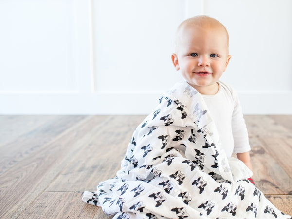 The Boston Muslin Swaddle